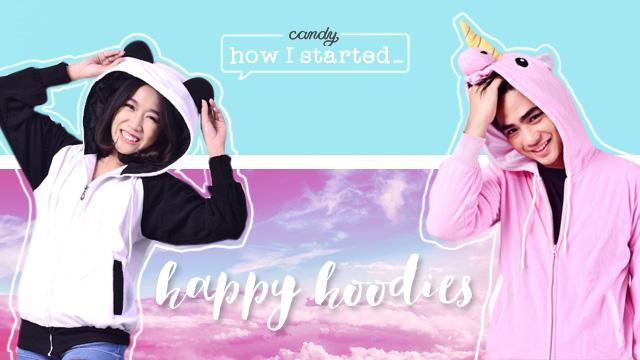 How I Started: Happy Hoodies
