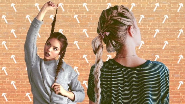 Gym Hairstyles That Won't Budge While You Workout