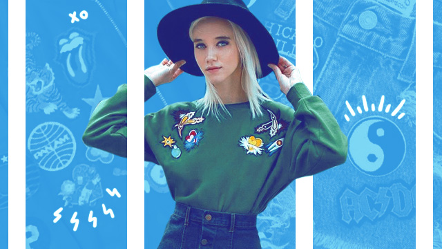 7 Ways To Wear Patches