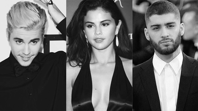 Justin Bieber Allegedly Accused Selena Gomez of Cheating on Him... with Zayn
