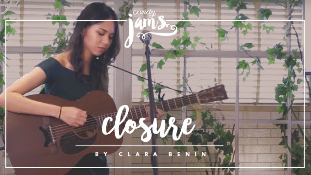 The Perfect Tune to Start Your Sunday with: Clara Benin's