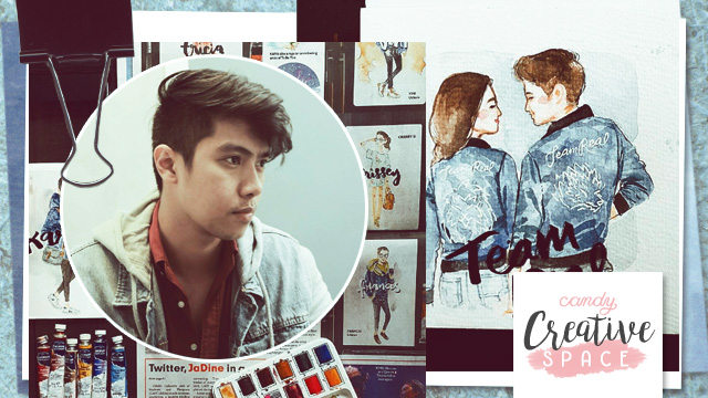 Creative Space: Kar Victoriano