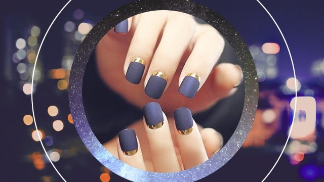 Matte Nail Art Designs That Are Too Pretty For Words Candy