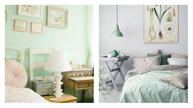 20 Mint Green Bedrooms To Help You Relax