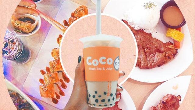 Food Trip Under P500: Ateneo de Manila University