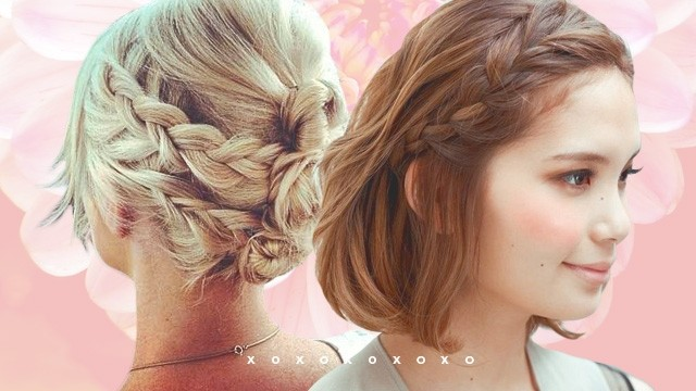 6 Braided Hairstyles For Girls With Thick Hair Candy