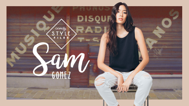 Style Files: Samantha Gomez