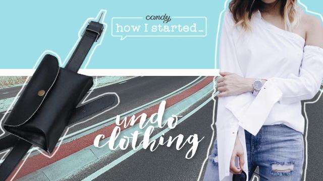 How I Started: Undo Clothing