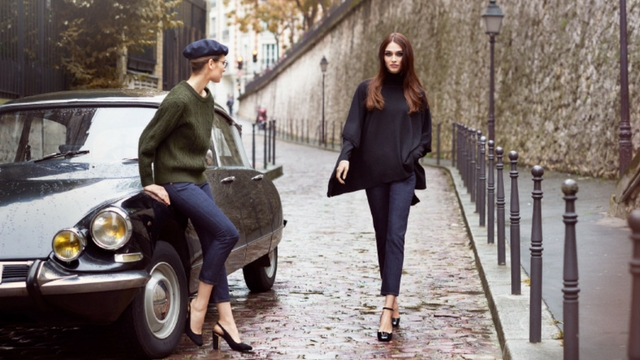 All The Things We Want In Our Wardrobe To Dress Like A Parisian