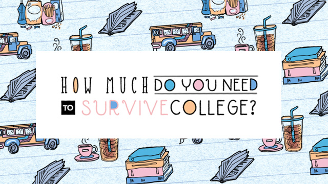 How Much Do You Need to Survive College?