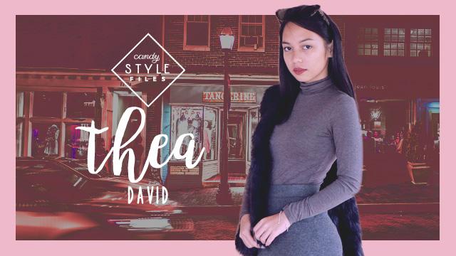 Style Files: Thea David