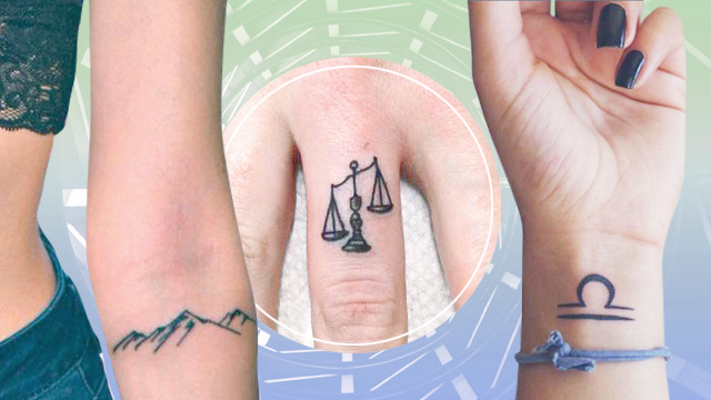 8 Tattoos Every Libra Girl Will Love
