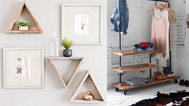 14 Ways to Incorporate Wooden Accents In Your Room