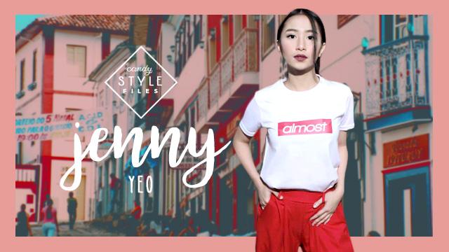 Style Files: Jenny Yeo