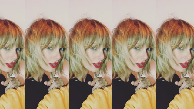 Taylor Swift's New Haircut Screams '70s Chic