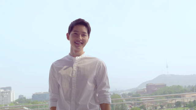 This Song Joong Ki ~*Stuff*~ Will Make Your Friday 3000% Awesome