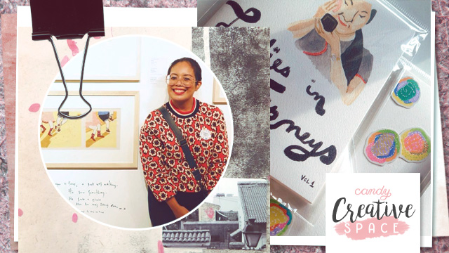 Creative Space: Frances Alvarez