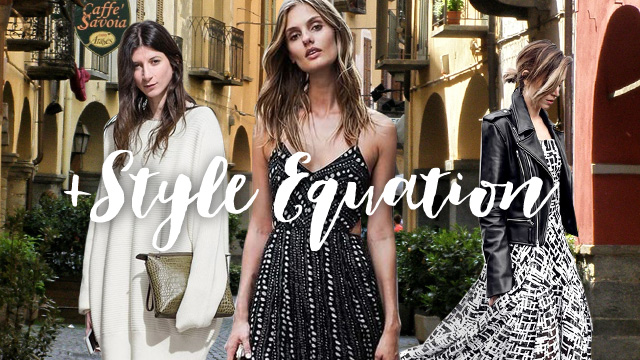 Style Equation: Boho Dress And Sneakers
