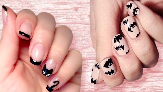 Halloween Bucket List Cool Halloween Inspired Nail Art Designs We