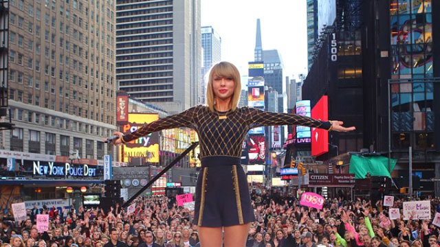 Do You Remember Taylor Swift from 10 Years Ago?
