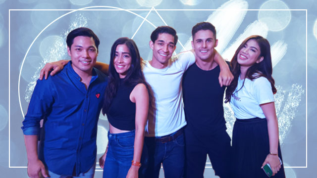 Janina Vela and Wil Dasovich Meet Their Fans at the YouTube Lounge in UP Town Center