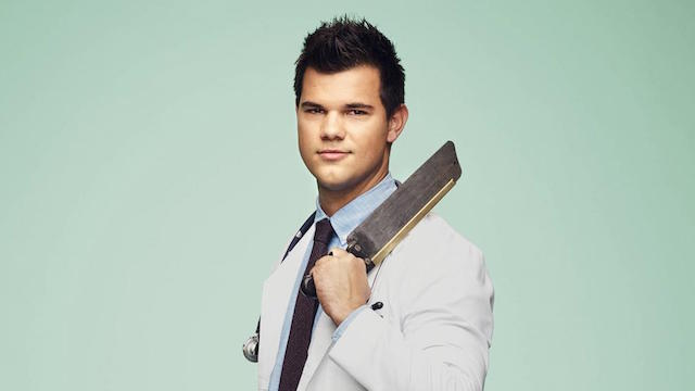 Scream Queens Is Killing Us With Taylor Lautner's Twilight Past