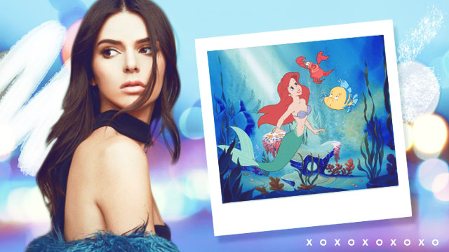 Which Disney Princess are You According to Kendall Jenner?