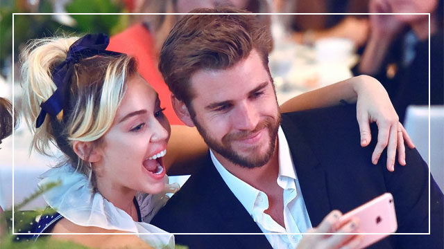 Miley Cyrus and Liam Hemsworth Look So Lovely at Their First Public Event Together Since Their Reconciliation
