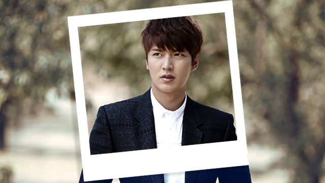 Our New Favorite Korean Drama Starring Lee Min Ho Is in the Works