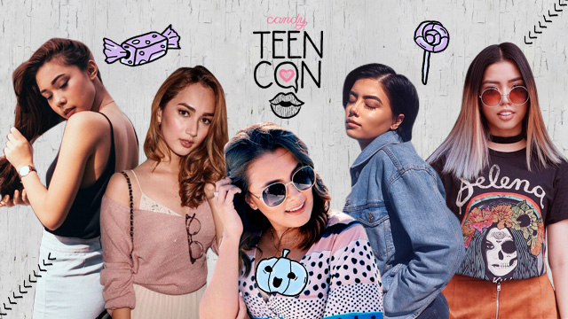 The Candy Girl's Guide to the Teen Con Workshops