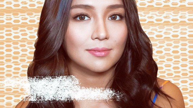 This is the Makeup Trick Kathryn Bernardo Always Rocks for a Strong Eye Game