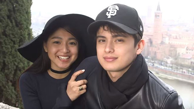 Here's Proof That Nadine Lustre Can Do Anything with James Reid By Her Side