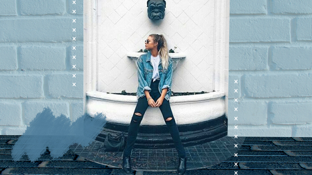 5 Ways To Wear A Denim Jacket