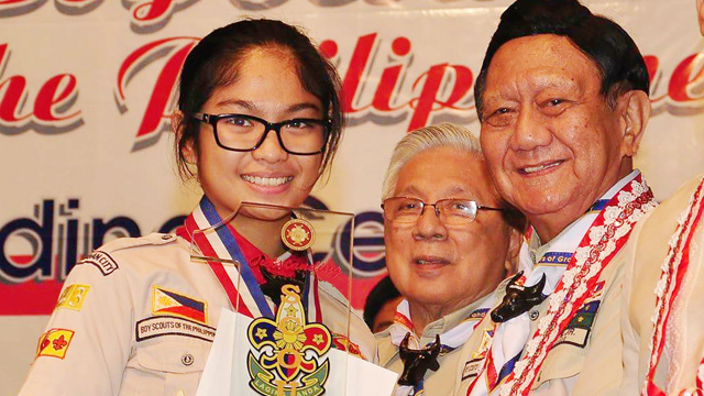How to join boy scout of the philippines