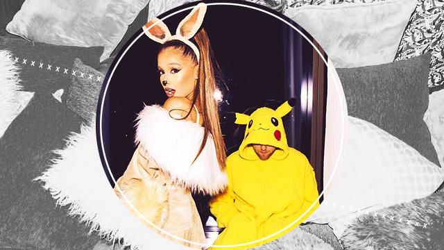 Ariana Grande Shows You How to Slay Halloween