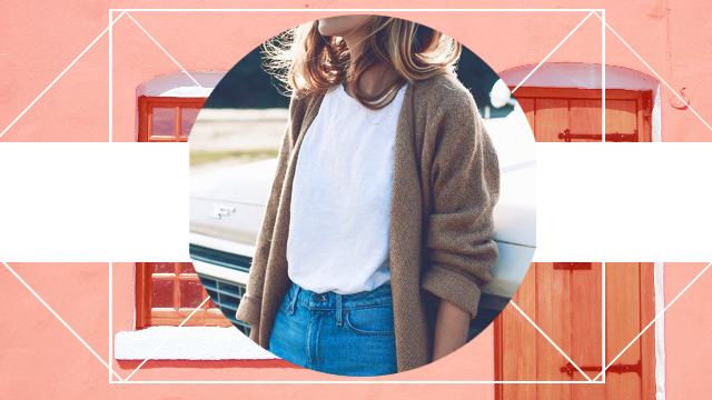 5 Ways To Wear Your Oversized Cardigan