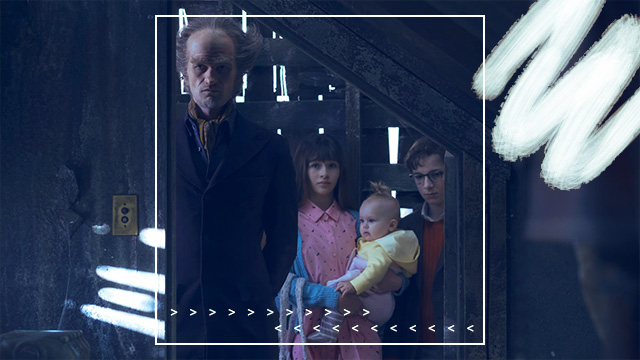 Meet Neil Patrick Harris as Count Olaf in the Latest A Series of Unfortunate Events Teaser