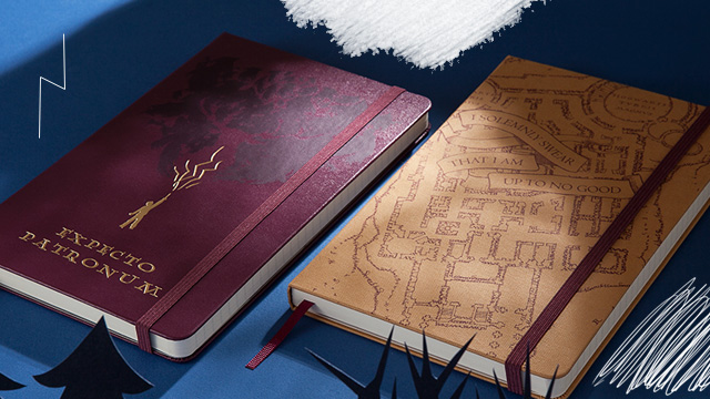 Here's Why We'd Love to Accio These Harry Potter Journals