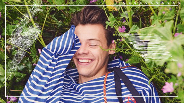 Harry Styles and Ansel Elgort Hang Out at Meghan Trainor's Party