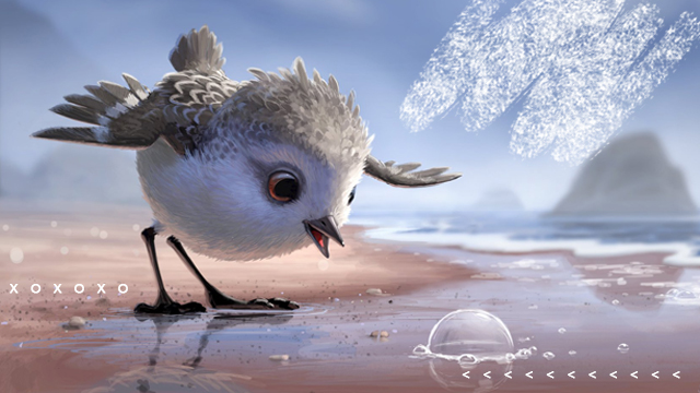 5 Pixar Animated Short Films That Will Make Your Day