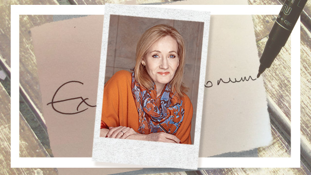 This is Why J.K. Rowling Specially Designed a Tattoo for a Fan