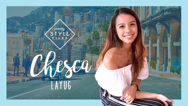 Style Files: Chesca Layug