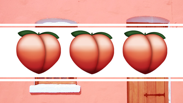This is What the Peach Emoji is Going to Look Like in the New Update