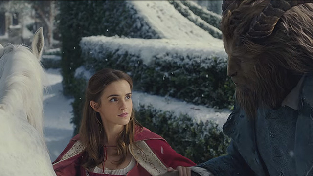 WATCH: The Full Beauty and the Beast Trailer is Here