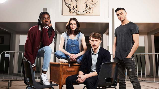 The Teen Show Class Is Not Just For Doctor Who Fans