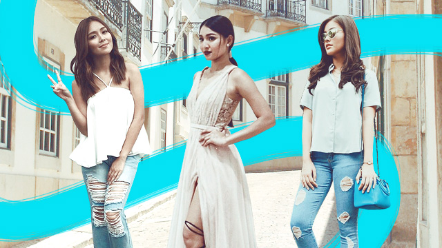 Who Is Your Style Twin? Kathryn, Liza, Or Nadine?
