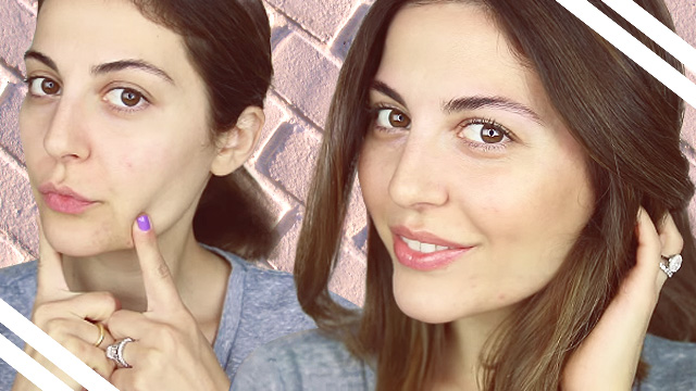 This is How You Rock the No-Makeup Look Once and For All