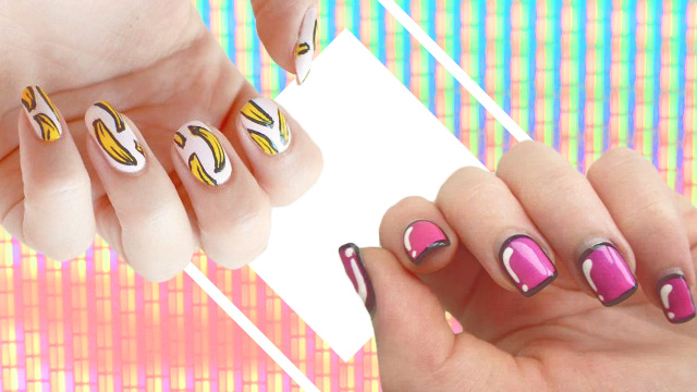 6 Non-Basic Nail Art You Should Totally Try