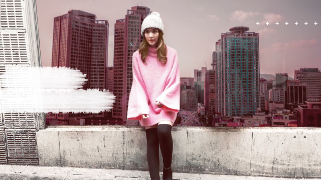 All The Stylish Looks Sofia Andres Wore In Korea