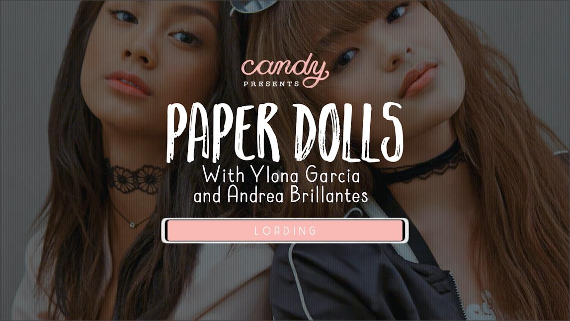 Ylona Garcia and Andrea Brillantes Do the Style Swap Challenge